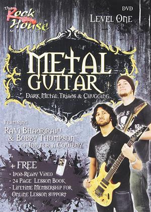 Rent The Rock House Method: Metal Guitar Level One Online DVD & Blu-ray Rental