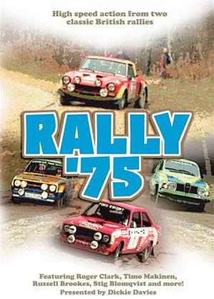 Rent Rally '75 Online DVD & Blu-ray Rental