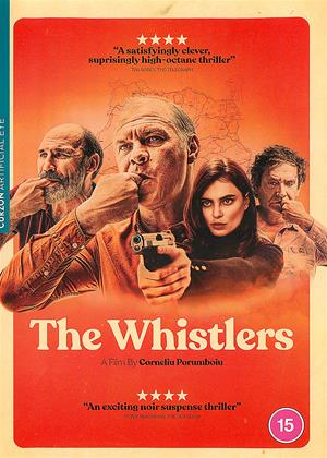 Rent The Whistlers (aka La Gomera) Online DVD & Blu-ray Rental