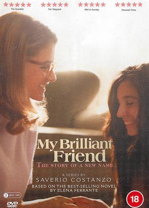 Rent My Brilliant Friend: Series 2 (aka My Brilliant Friend: The Story of a New Name) Online DVD & Blu-ray Rental