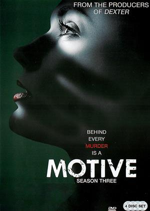 Rent Motive: Series 3 Online DVD & Blu-ray Rental