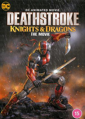 Rent Deathstroke: Knights and Dragons (aka Deathstroke: Knights and Dragons: The Movie) Online DVD & Blu-ray Rental