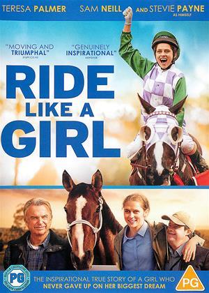 Rent Ride Like a Girl Online DVD & Blu-ray Rental