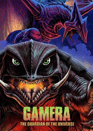 Rent Gamera: The Guardian of the Universe (aka Gamera daikaijû kuchu kessen) Online DVD & Blu-ray Rental