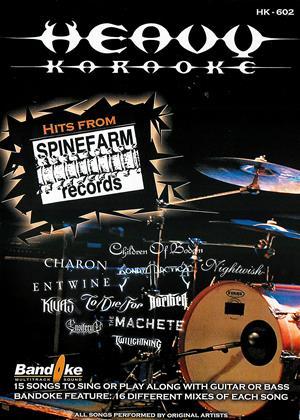 Rent Heavy Karaoke: Hits from Spinefarm Online DVD & Blu-ray Rental