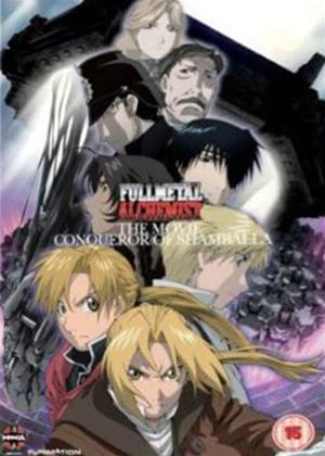 Rent Full Metal Alchemist the Movie: Conqueror of Shamballa (aka Gekijô-ban hagane no renkinjutsushi: Shanbara wo yuku mono) Online DVD & Blu-ray Rental