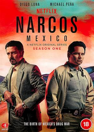 Rent Narcos: Mexico: Series 1 Online DVD & Blu-ray Rental