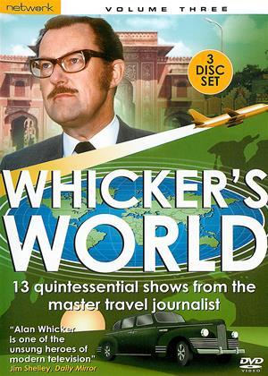 Rent Whicker's World: Vol.3 Online DVD & Blu-ray Rental