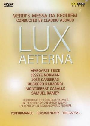 Rent Lux Aeterna Online DVD & Blu-ray Rental