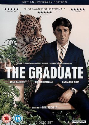 Rent The Graduate Online DVD & Blu-ray Rental