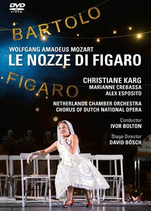 Rent Le Nozze Di Figaro: Netherlands Chamber Orchestra (Ivor Bolton) (aka Le Nozze Di Figaro: Dutch National Opera (Ivor Bolton)) Online DVD & Blu-ray Rental