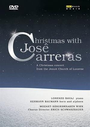 Rent Christmas with Jose Carreras Online DVD & Blu-ray Rental