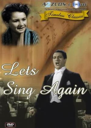 Rent Let's Sing Again Online DVD & Blu-ray Rental