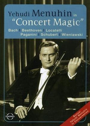 Rent Yehudi Menuhin: Concert Magic Online DVD & Blu-ray Rental