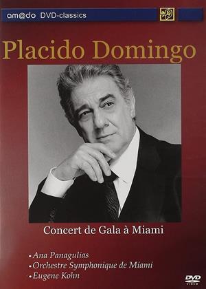 Rent Placido Domingo: Gala Concert in Miami Online DVD & Blu-ray Rental