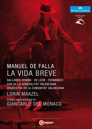 Rent La Vida Breve: Palau De Les Arts (Lorin Maazel) Online DVD & Blu-ray Rental