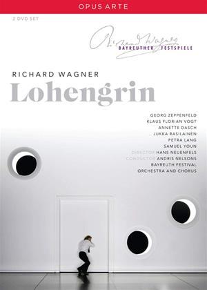 Rent Lohengrin: Bayreuther Festpiele (Andris Nelson) Online DVD & Blu-ray Rental