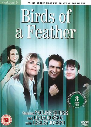 Rent Birds of a Feather: Series 6 Online DVD & Blu-ray Rental