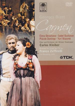 Rent Carmen: Wiener Staatsoper (Casrlos Kleiber) Online DVD & Blu-ray Rental