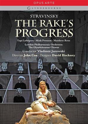 Rent Stravinsky: The Rake's Progress: Glyndebourne (Vladimir Jurowski) Online DVD & Blu-ray Rental
