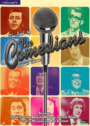 Rent The Comedians: Series 3 (aka The Comedians: The Very Best of Series 3) Online DVD & Blu-ray Rental