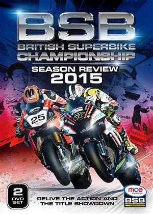 Rent British Superbike: Championship Season Review: 2015 (aka BSB: Season Review: 2015) Online DVD & Blu-ray Rental
