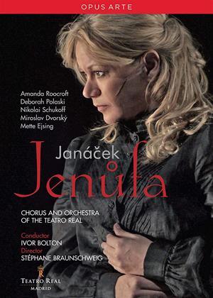 Rent Jenufa: Teatro Real (Ivor Bolton) Online DVD & Blu-ray Rental