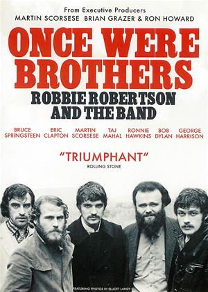 Rent Once Were Brothers (aka Once Were Brothers: Robbie Robertson and the Band) Online DVD & Blu-ray Rental