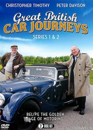 Rent Great British Car Journeys: Series 1 (aka Vintage Roads) Online DVD & Blu-ray Rental