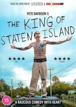 Rent The King of Staten Island (aka Untitled Judd Apatow / Pete Davidson Project) Online DVD & Blu-ray Rental