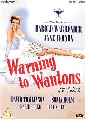 Rent Warning to Wantons Online DVD & Blu-ray Rental