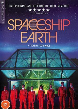 Rent Spaceship Earth Online DVD & Blu-ray Rental