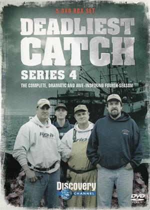 Rent Deadliest Catch: Series 4 Online DVD & Blu-ray Rental