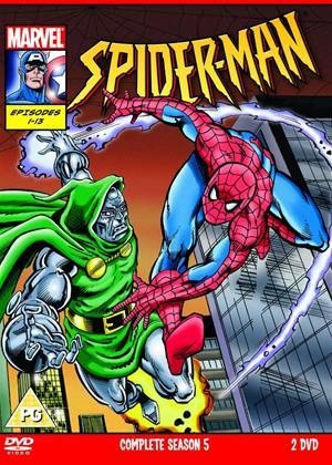 Rent Spider-Man: Series 5 Online DVD & Blu-ray Rental
