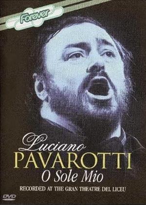 Rent Luciano Pavarotti: O Sole Mio Online DVD & Blu-ray Rental