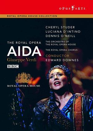 Rent Verdi: Aida (Sir Edward Downes) Online DVD & Blu-ray Rental