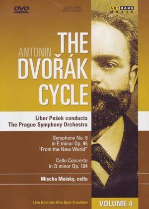 Rent The Dvorak Cycle: Vol.4 Online DVD & Blu-ray Rental