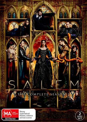 Rent Salem: Series 3 Online DVD & Blu-ray Rental