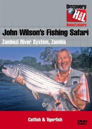 Rent John Wilson's Fishing Safari: Vol.2 Online DVD & Blu-ray Rental