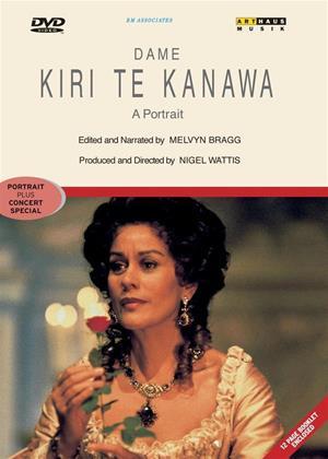 Rent Dame Kiri Ti Kanawa: A Portrait Online DVD & Blu-ray Rental