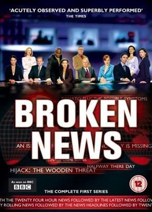 Rent Broken News: Series 1 Online DVD & Blu-ray Rental