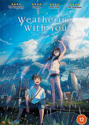 Rent Weathering with You (aka Weather's Child / Child of Weather / Tenki no ko) Online DVD & Blu-ray Rental