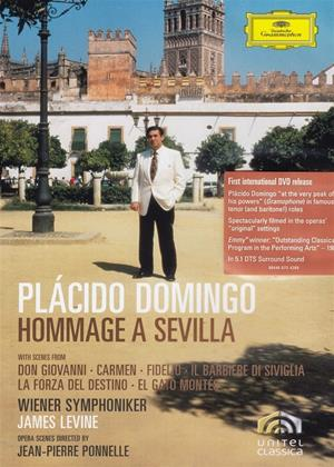 Rent Placido Domingo: Homage a Sevilla Online DVD & Blu-ray Rental