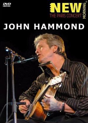 Rent John Hammond: The Paris Concert Online DVD & Blu-ray Rental