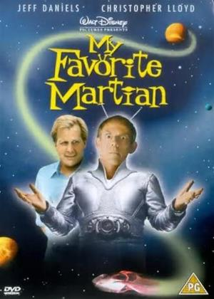 Rent My Favourite Martian Online DVD & Blu-ray Rental