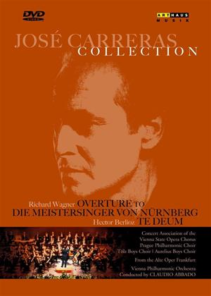 Rent Claudio Abbado and Jose Carreras: Frankfurt Concert Online DVD & Blu-ray Rental