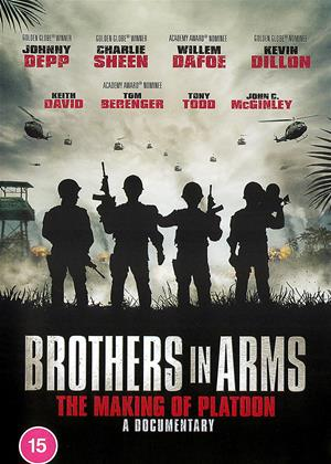 Rent Brothers in Arms: The Making of Platoon (aka Brothers in Arms / Platoon: 30 / Platoon: Brothers in Arms) Online DVD & Blu-ray Rental