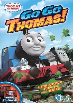 Rent Thomas and Friends: Go Go Thomas! (aka Thomas the Tank Engine and Friends: Go Go Thomas!) Online DVD & Blu-ray Rental