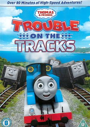 Rent Thomas and Friends: Trouble on the Tracks (aka Thomas the Tank Engine and Friends: Trouble on the Tracks) Online DVD & Blu-ray Rental
