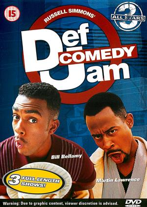 Rent Def Comedy Jam: Platinum Edition 3 (aka Def Jam Comedy Platinum Edition 3) Online DVD & Blu-ray Rental